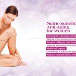 Nutricosmética Anti-aging para mujer